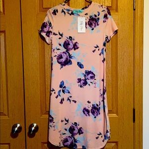 Filly Flair Midi Floral Dress